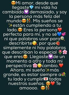 Ideas quotes love simple relationships for 2019 Spanish Quotes Love, Cute Love Quotes, Romantic Love Quotes, Love Phrases, Love Words, Nicknames For Girlfriends, Sad Love, Love You, Love Paragraph