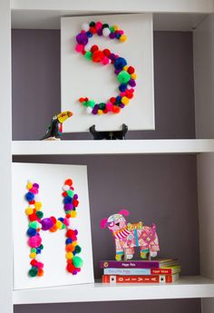 Check out 14 First Day of School Crafts & Activities | Monogram Art by DIY Ready at http://diyready.com/first-day-of-school-crafts-activities/
