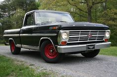 every dude should have the chance to own a classic ford before they die