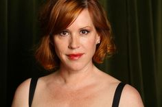 """During a recent performance at the Café Carlyle, Molly Ringwald melded """"our concept of vintage Ringwald with our concept of a cabaret singer,"""" Sarah Larson writes: http://nyr.kr/1t4f4wr (Photograph by Alexandra Wyman/Invision/AP)"""