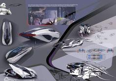 Dolphin Concept by Liu Shun, Gao Zhiqiang and Chen Zhilei