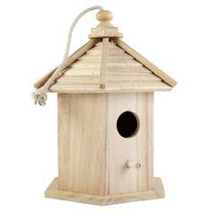 ArtMinds® Gazebo Birdhouse