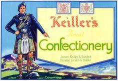 https://flic.kr/p/wEa4jv | Keillers Confectionery | Keiller confectionery labels