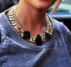 Statement neckless