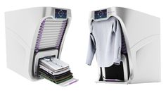 New Laundry Robot Folds Clothes Faster Than You