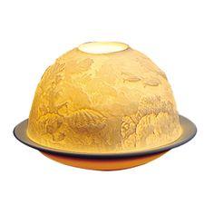 Bernardaud - Lithophanie Fonds Marins #bernardaud #porcelaine #porcelain #tableware #tablesetting  #gift #cadeau