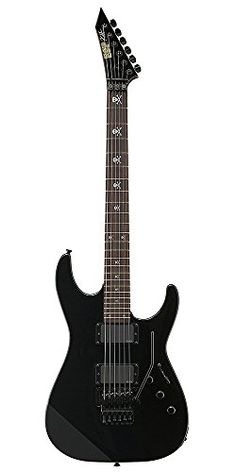 ESP Kirk Hammett Signature Black >>> Be sure to check out this awesome product. Guitar Strings, Guitar Pedals, Guitar Chords, Esp Guitars, Cool Electric Guitars, Acoustic Guitars, Mundo Musical, Kirk Hammett, Guitar For Beginners