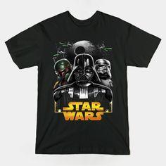 181591509ad Classic Star Wars T Shirt