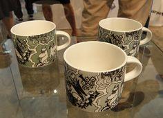 Rare Moomin mugs