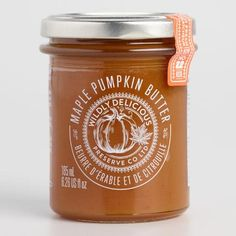 Maple Pumpkin Butter (World Market)