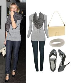 What the Frock? - Affordable Fashion Tips, Celebrity Looks for Less: Cameron Diaz's Look for $90.70