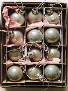 vintage baubles