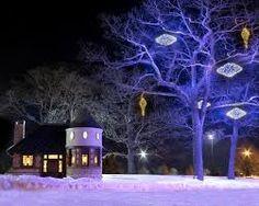 Deering Oaks Park in Portland, Maine.