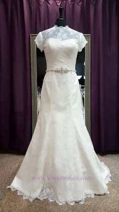 Mia Solano #M1429Z - Always a Bride Wedding Consignment, Grafton, WI