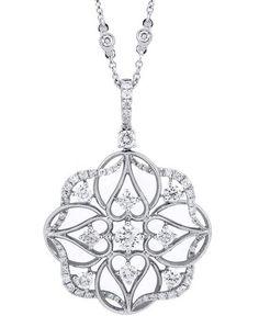 Supreme Fine Jewelry SJ1569P Wedding Jewelry - The Knot