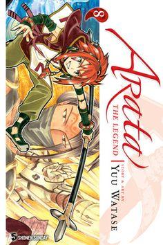 Arata: The Legend Vol. 8