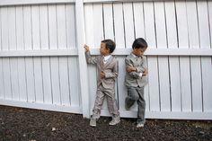 • B O Y S . I N . S U I T S coat + vest + shirt + pants + tie ➽ WinnieTriplets.com • 绅士套装 . 양복 . スーツ (ノ◕ヮ◕)ノ*:・✧ ✧・: *ヽ(◕ヮ◕ヽ) Model : Asher & Brayden • #winnietriplets  #kidsfashion  #cute  #style  #boy  #toddlerstyle  #toddlerfashion  #boyfashion  #vest  #suit  #小孩  #北欧  #可爱  #男の子  #suits  #かわいい  #きれい  #ig_kids  #ig_oyabakabu  #親バカ  #親バカ部  #子供  #plaid  #checker  #gray  #gr