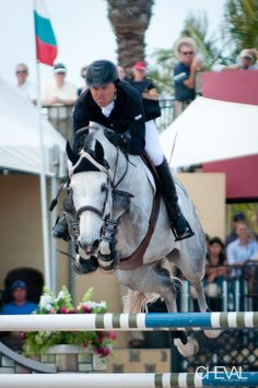 equine eye candy. I'll take horse AND rider