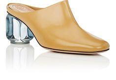 The Row Adela Leather Mules | Barneys New York