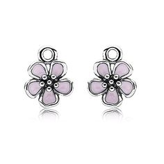 Pandora cherry blossom earrings pandora pinterest cherry pandora cherry blossom earrings pandora pinterest cherry blossoms and cherries mightylinksfo
