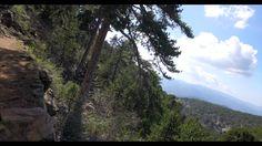 Cyprus Troodos Mountains Atalanti Nature Trail Part C - YouTube