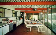 MID-CENTURIA : Art, Design and Decor from the Mid-Century and beyond: X-100 : The Experimental Research House