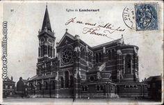 Eglise du Bourg à Lambersart