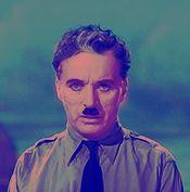 Charlie Chaplin - Recolor B/W