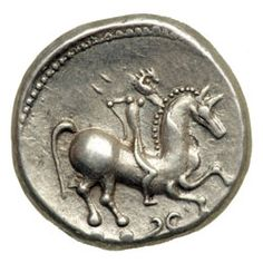 Horses are vital to the Celtic society and are the most common characteristic of the Celtic coinage.
