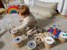 Actividades para el primer ciclo de Educación Infantil: Montessori 0-3 años