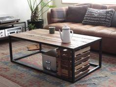 CRASH GATEクラッシュゲートKnot antiquesLIZA COFFEE TABLEノットアンティークスライザ コーヒーテーブル