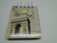 Bloco para anotações Arc de Triomphe http://papelopolis.tanlup.com/product/947691/bloco-para-anotacoes-arc-de-triomphe