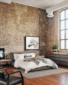 Lastest Home Design. Getting Bored With Your Home? Use These Interior Planning Ideas. Many people want to update their homes, but are unsure of where to start. There are many simple ways to learn about decorating your space. Bedroom Loft, Master Bedroom Design, Home Decor Bedroom, Bedroom Ideas, Bedroom Inspiration, Modern Bedroom, Decor Room, Master Bedrooms, Diy Bedroom