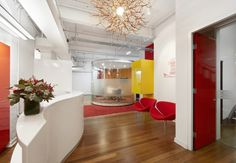 Red Rock office by Rolf Ockert Design, Sydney – Australia
