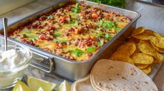 Gladkokkens Tacogryte - Skapt for å deles! Great Recipes, Dinner Recipes, Favorite Recipes, Dinner Ideas, Kos, Cooking Movies, Norwegian Food, Healthy Snacks, Healthy Recipes