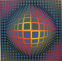Vega-Nor, Victor Vasarely - 1969