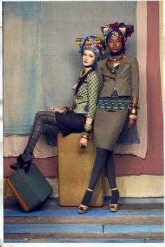 scrapbook.: Suno. Fashion. New York.