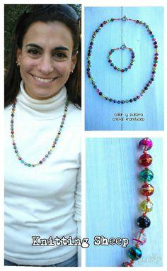 Mira este artículo en mi tienda de Etsy: https://www.etsy.com/es/listing/263258132/envio-gratis-set-collar-y-pulsera-con