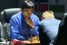 AJEDREZ Y ARTE: Carlsen vs. Anand 2014 World Chess Championship: R...