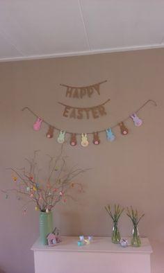 Gezellig voor Pasen @ my Home