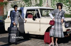Chanel   All the Best Fashion Campaigns From Spring/Summer 2016  - ELLE.com