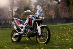 Honda Africa Twin Adventure Sports Concept: Shut Up And Take My Money