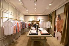 Nouvel espace femme à la boutique de la Madeleine #conceptstore #figaret #womenswear #springsummer  Crédit Photo : E.Megret