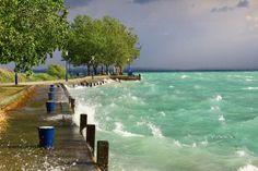 Soha nem volt még szebb a Balaton! Beautiful World, Beautiful Places, Budapest Hungary, Bavaria, Netherlands, Sailing, Germany, Journey, Europe