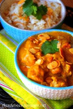 #ou poulet makhani ou le #tandoori... Indian Chicken Recipes, Easy Chicken Dinner Recipes, Casserole Recipes, Thai Red Curry, Crockpot, Ethnic Recipes, Food, Crock Pot, Essen
