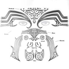 From the Land of the Long White Cloud - Aotearoa, this temporary tattoo is inspired by the tā moko of Maori culture. In ancient times before European influence, the Maori tattooed their skin using an Maori Tattoos, Tribal Face Tattoo, Tribal Scorpion Tattoo, Ta Moko Tattoo, Band Tattoos, Samoan Tribal Tattoos, Marquesan Tattoos, Sleeve Tattoos, Tattoo Black
