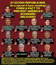 Remember these mug shots on election day! They were all bought and paid for by the Koch Bros.