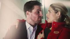 Oliver Queen & Felicity Smoak #arrow