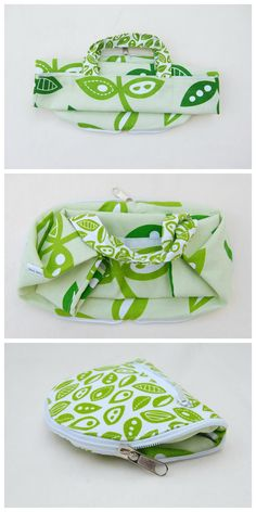 ikat bag: Zip A Bag - another really cool post from ikat bag :)