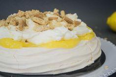 Revisite de la tarte citron meringué version pavlova